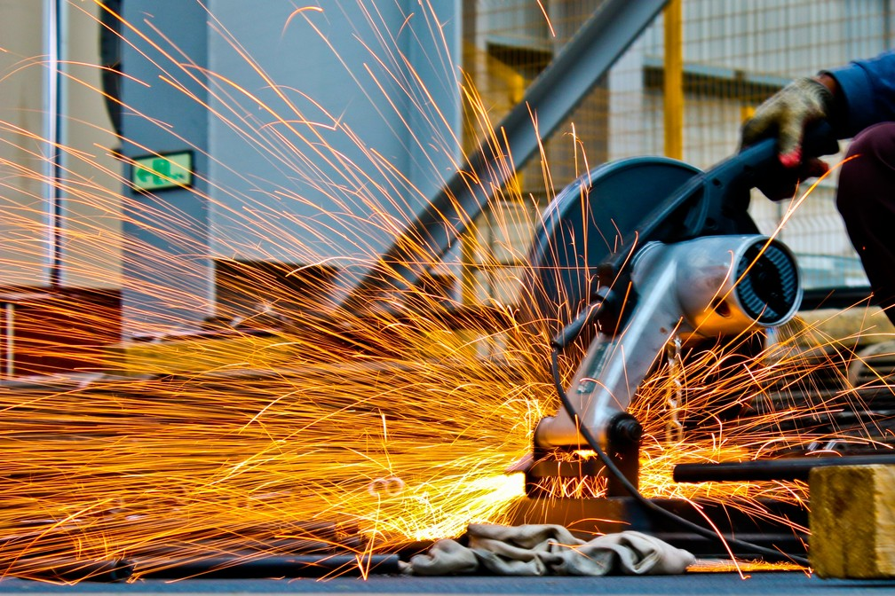 Indústria brasileira só é mais competitiva do que a da Argentina — Foto: Pexels